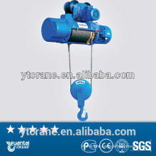 5t Wire Rope Electric crane hoist CD1