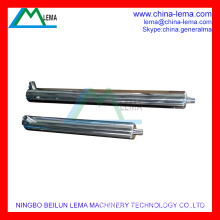 Stainless steel water treatment tube