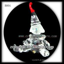 K9 adorável bufão de cristal
