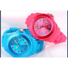 Reloj ambiental de Japón Reloj de silicona