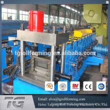 High frequency c u purlin forming machine