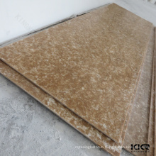 polyester solid surface/polyurethane stone panel