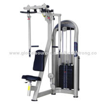 Commercial Fitness Training Equipment/Seated Straight Arm Clip Chest with Cast Iron Weight Stack