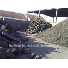 restos de ánodo de carbón / bloques de ánodo de carbón