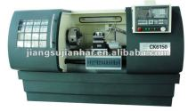 High speed big CNC Lathe Machine flat lathe CK6180