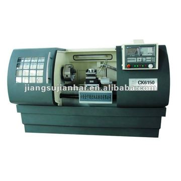 High speed big CNC Lathe Machine flat lathe CK6180