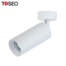 Aluminum spot  lighting fitting adjustable GU10 surface mounted led downlight housing