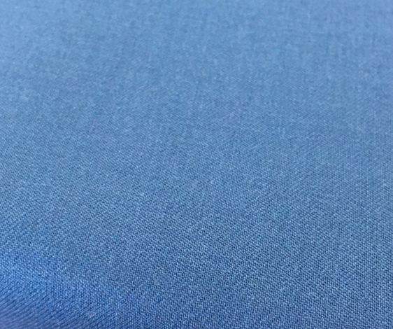 NAVY SHARKSKIN WOVEN FABRIC