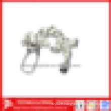 2015 nouveau design mignon peluche animal stéthoscope couvre