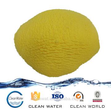Sulfato férrico polimérico sulfato polimérico para purificação de água dos EUA