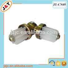 metal curtain rod connectors, stainless steel corner connector, rj45 metal connector
