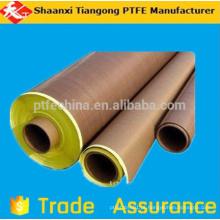 Indústria de venda quente internacional uso PTFE teflon adesiva fita