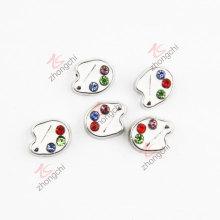 Enamel Stone Palette Cute Charms Fashion Jewelry (FC)