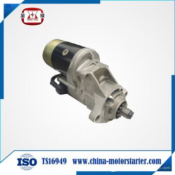 Motor de arranque com escova de carbono para motor Diesel Toyota (12800-6011)
