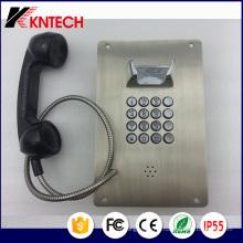 Téléphone d'urgence 2017 Téléphone téléphonique Koontech Téléphone intégré résistant aux vandales