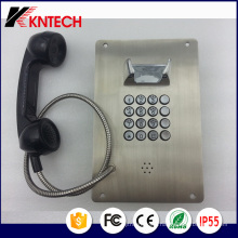 2017 Emergency Telephone Koontech Industrial Telephone Embeded Vandal Resistant Telephone