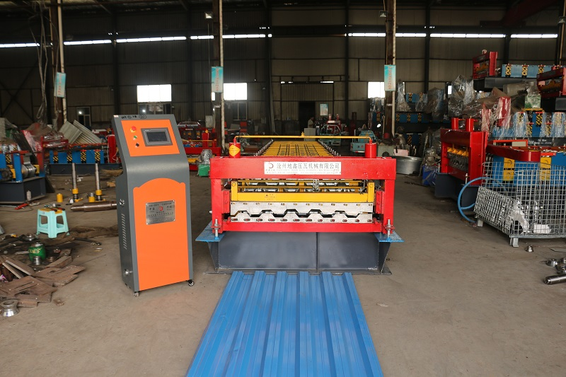 Cold Roll Forming Machine with Best Price