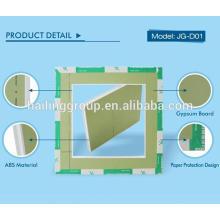 Painel de acesso ao painel de gesso e painel de acesso ao teto e drywall