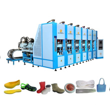 EVA Shoe Sole Manufacturing Machine