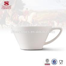 Tasses à thé en porcelaine et soucoupes 200ml tasses d'eau pas cher vente directe d'usine
