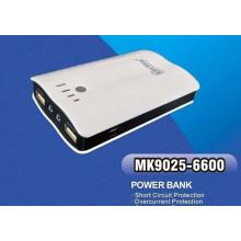 Banque de puissance de la charge 10400mAh de charge rapide superbe de haute qualité