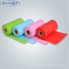 fábrica de papel de regalo de tela no tejida en paquete de caja