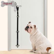 Kann justierbares Metalltraining sein Hundehalsband-Fabrik Heißer verkaufender Hund, der Türklingel bellt