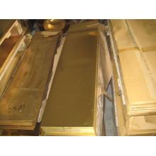 Prix des draps de cuivre et prix des plaques de cuivre avec usine à Shenzhen