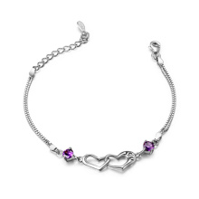 2015 New arrival fashion jewellery sterling bracelet