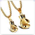 Мода ювелирные изделия из нержавеющей стали ожерелье (NK185)