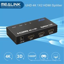 Répartiteur 4k 1X2 HDMI (HDMI V1.4)