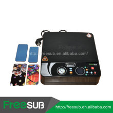 Phone cases heat press sublimation machine