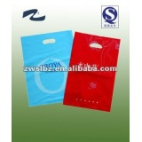 2012 hot sale LDPE and HDPE handle bag