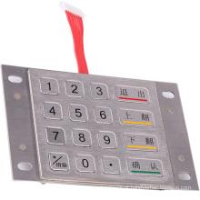 PC incorporado mecânico do painel da tela de toque
