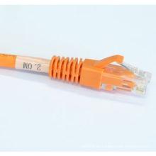 UTP Cat5e Cable de vía 1m de paso de cobre completo Fluke