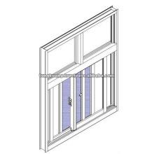 ALUMINIUM SLIDING WINDOW - TK1020