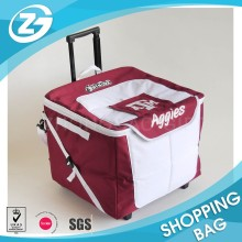 Wholesale China Sports and Leisure Cooler Bag on Wheels