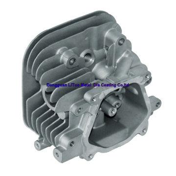 Cabeça do cilindro / liga de alumínio Die Casting Parts