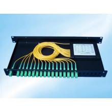 Divisor do PLC da fibra ótica 1X8 / 1X16 / 1X32