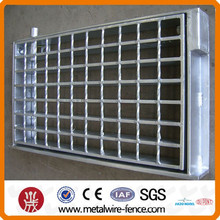 Hot-dipped Galvanized Steel Grating Walkway