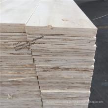 Placas de pinho LVL usam para paletes
