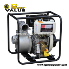 Genour Power agricultural machine 2 inch Diesel fuel injection water pump 26m lift ZH20DP                                                                         Quality Choice