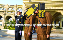 Hotel Used Handheld SIP VOIP Mobile Phone