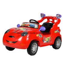 Passeio do controle de rádio da bateria elétrica 6V no carro do brinquedo