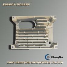 Application de convertisseur de fréquence, pièces en aluminium, fonte en aluminium