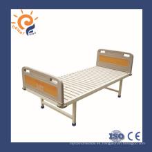 FB-30 CE ISO Aprobó Pacientes Médico Flat Bed para Hospital
