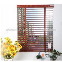 China Lieferant billige rote Zedernholz Jalousien online