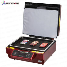Sunmeta 3d sublimation machine para la venta
