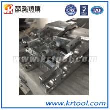 Peças fazendo à máquina personalizadas do CNC da elevada precisão do fabricante feitas em China
