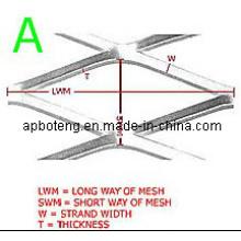 Malla expandida (panel de malla)